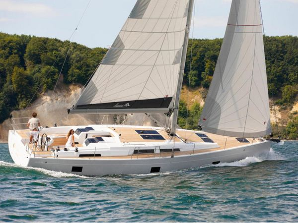New Hanse 458 #181 Cruiser Sailboat For Sale