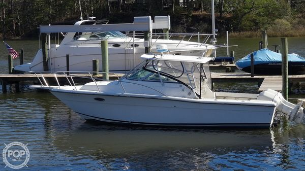 Used Pursuit 2650 Walkaround Fishing Boat For Sale