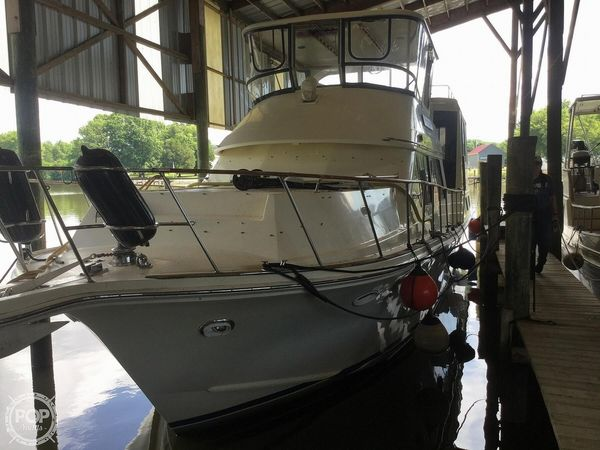 Used Blue Water Boats 54 MY Aft Cabin Boat For Sale