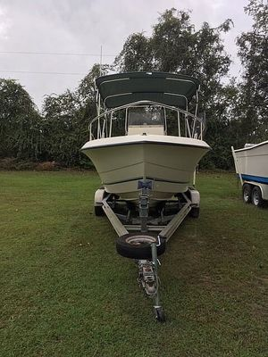 Used Sea Pro 210 Center Console Fishing Boat For Sale