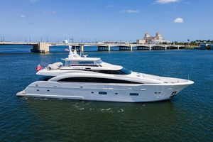 Used Horizon RP 110 Motor Yacht For Sale