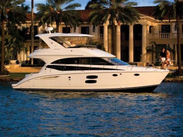 Used Meridian 441 sedan Motor Yacht For Sale