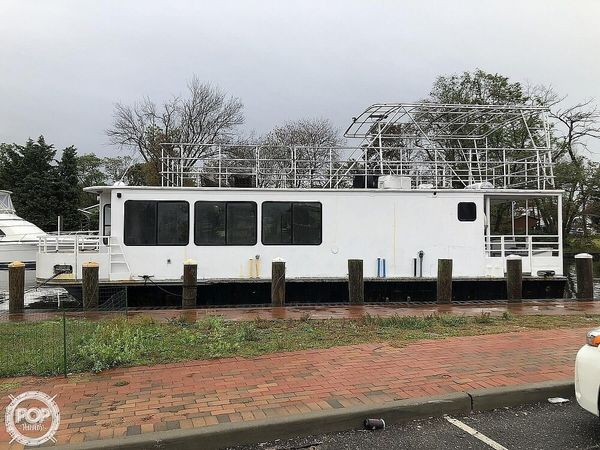 Used Skipperliner 45 Riverboat House Boat For Sale