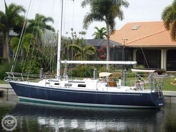 Used Tillotson & Pearson J-40 Sloop Sailboat For Sale