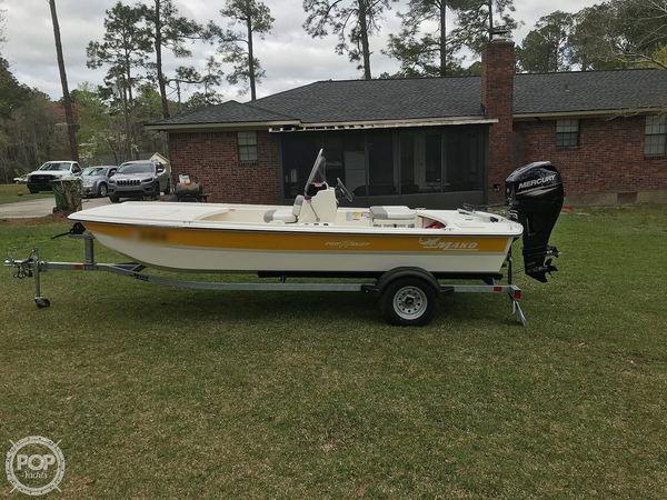 Used Mako Pros Skiff M17 CCJ Skiff Fishing Boat For Sale