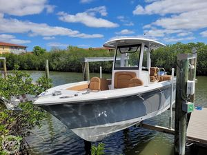 Used Sea Hunt Ultra 255 SE Center Console Fishing Boat For Sale