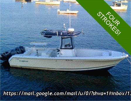 Used Sailfish 26 Center Console Fishing Boat For Sale