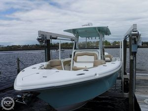 Used Key West 263FS Center Console Fishing Boat For Sale