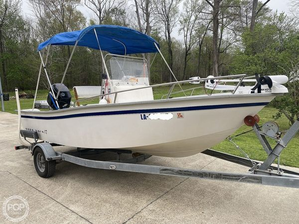 Used Cape Horn 17 Bay Boat For Sale