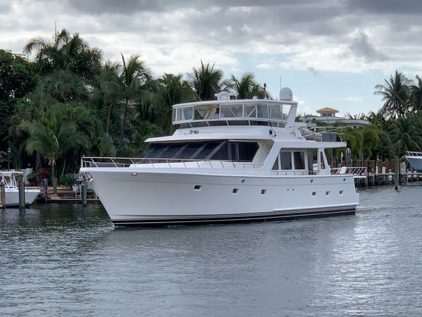 Used Offshore Yachts 66 Offshore Motor Yacht For Sale