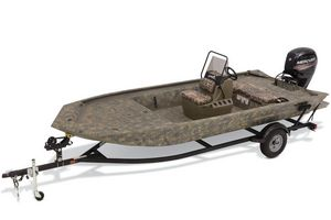 New Tracker Grizzly 1860 CC Jon Boat For Sale