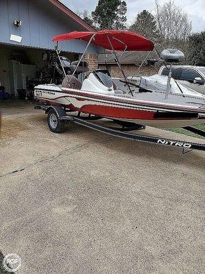 Used Nitro Z17 Bass Boat For Sale