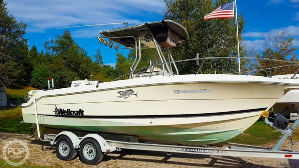 Used Wellcraft Fisherman 230 Center Console Fishing Boat For Sale