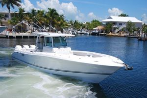 Used Hcb Speciale 39 Center Console Fishing Boat For Sale