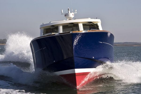 Used Oyster Cruiser Boat For Sale