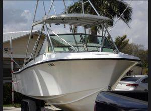 Used John Allmand Fish Master Cuddy Cabin Boat For Sale