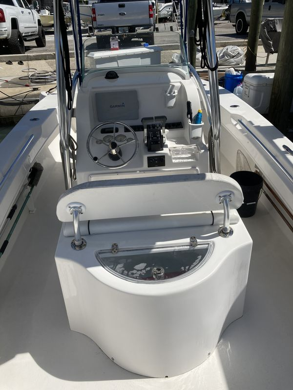 Used Twin Vee Oceancat260 Center Console Fishing Boat For Sale