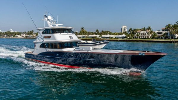 Used Feadship Gentleman's Sport Yacht Sports Fishing Boat For Sale