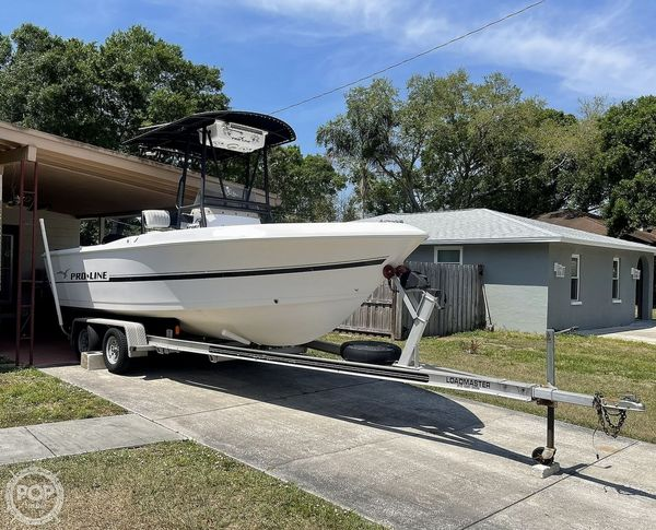 Used Pro-Line 200 Sport Center Console Fishing Boat For Sale