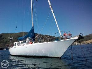 Used John Spencer Custom 52 Sloop Sailboat For Sale
