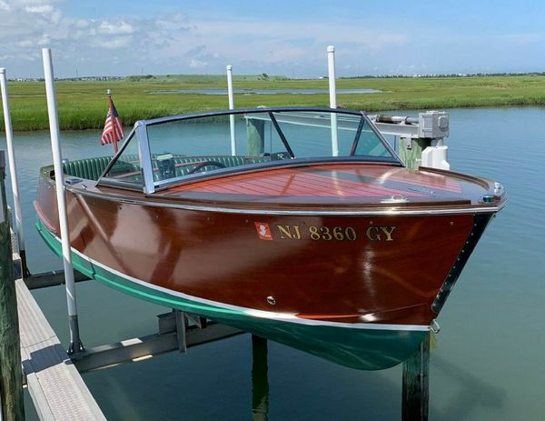 Used Grand Craft 22 Grand Sport Antique and Classic Boat For Sale
