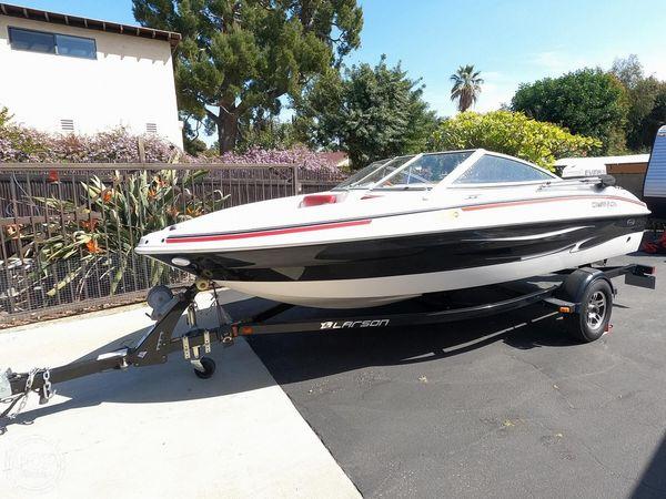 Used Larson Cimarron 170 FS Bowrider Boat For Sale