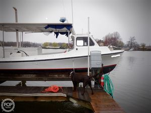 Used Eastern 28 Trawler Boat For Sale