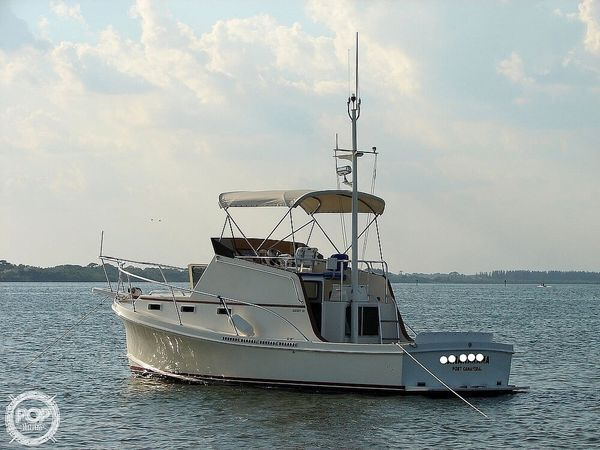 Used Nauset Bridge Deck 28 Downeast Fishing Boat For Sale