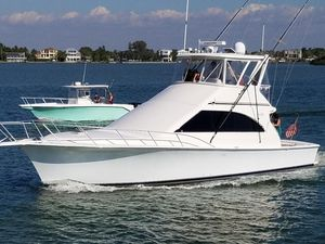 Used Ocean Sport Fisherman Sports Fishing Boat For Sale