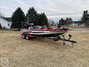 Used Bass Cat Pantera IV Bass Boat For Sale
