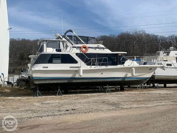 Used Bluewater 42 Coastal Cruiser Aft Cabin Boat For Sale