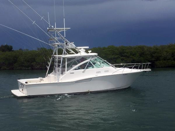 2006 used cabo express sports fishing boat for sale for Express fishing boats for sale
