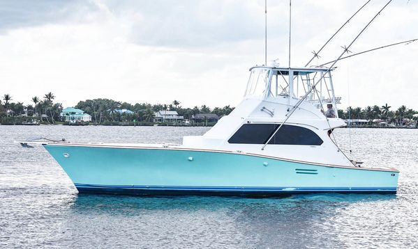 Used Post 46 Convertible Fishing Boat For Sale
