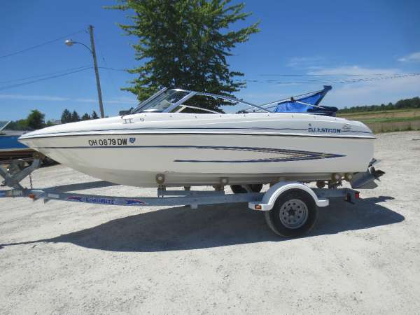Used Glastron MX 170 Runabout Boat For Sale