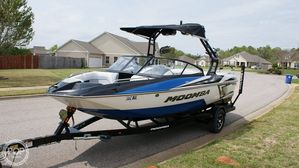 Used Moomba Mondo Ski and Wakeboard Boat For Sale
