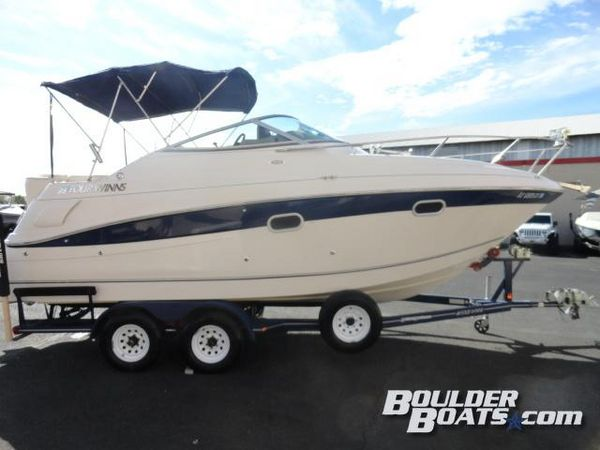 Used Four Winns 248 Vista Power Cruiser Boat For Sale