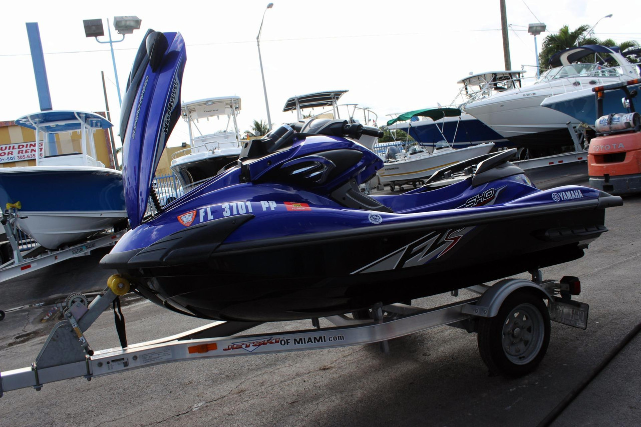 2012 used yamaha fzs personal watercraft for sale 9 900. Black Bedroom Furniture Sets. Home Design Ideas