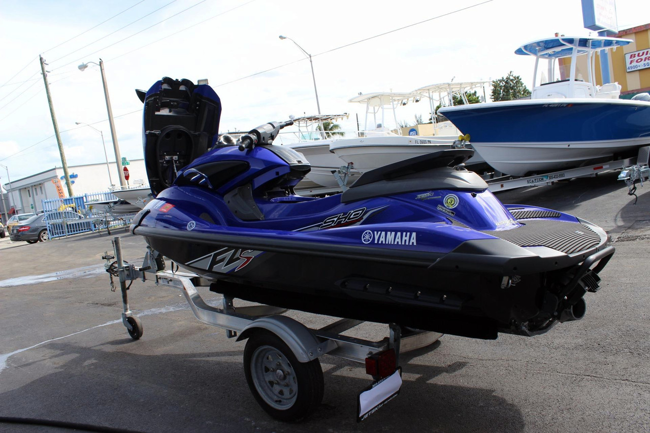 2012 used yamaha fzs personal watercraft for sale 9 900 for 2012 yamaha waverunner
