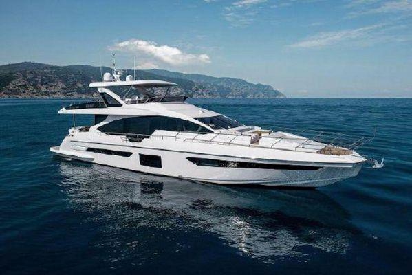 Used Azimut 25 Metri Motor Yacht For Sale