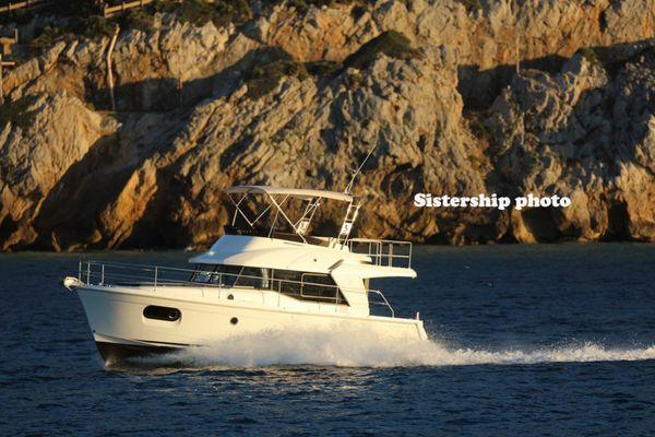 Used Beneteau 35 Swift Trawler Boat For Sale