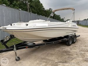 Used Glastron DX 210 Deck Boat For Sale