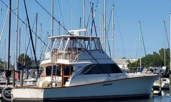 Used Ocean Yachts Super Sport 55 Sports Fishing Boat For Sale