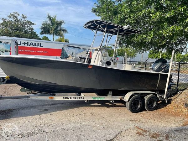 Used Offshore 23 Center Console Fishing Boat For Sale
