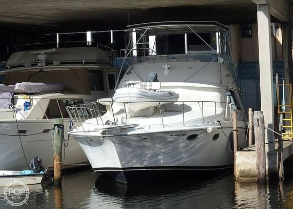 Used Trojan 46 Sports Fishing Boat For Sale