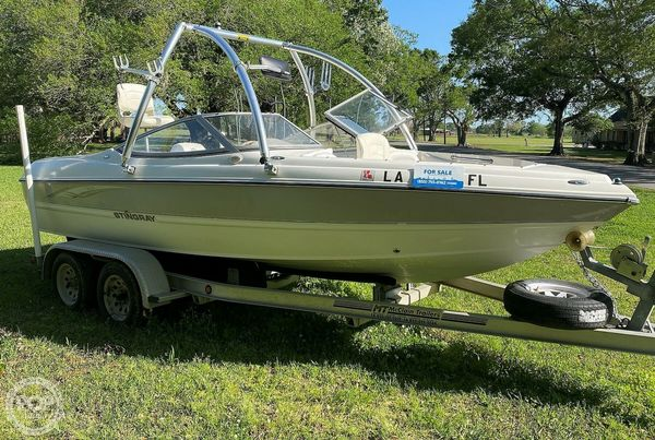 Used Stingray Fx195 Bowrider Boat For Sale