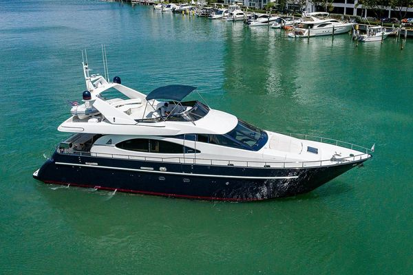Used Azimut Sea-Jet Motor Yacht For Sale
