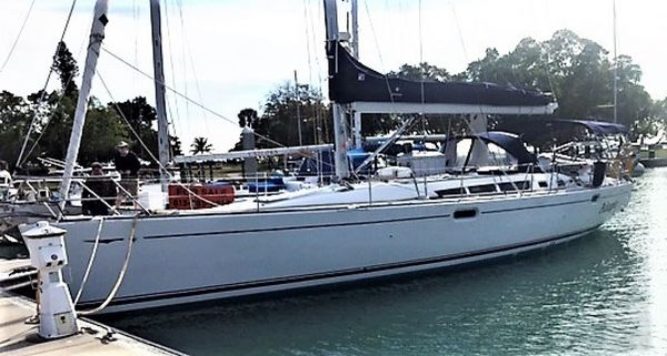 Used Jeanneau Sun Odyssey Cruiser Sailboat For Sale