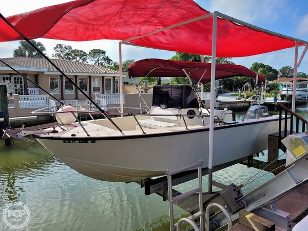 Used Biddison 22 Center Console Fishing Boat For Sale