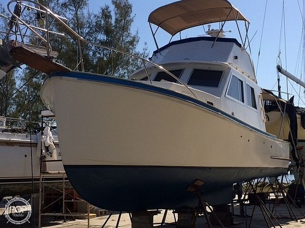 Used Sisu Heritage 30 Trawler Boat For Sale