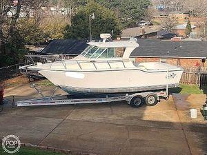 Used Baha Cruisers 286 Sportfish Sports Fishing Boat For Sale